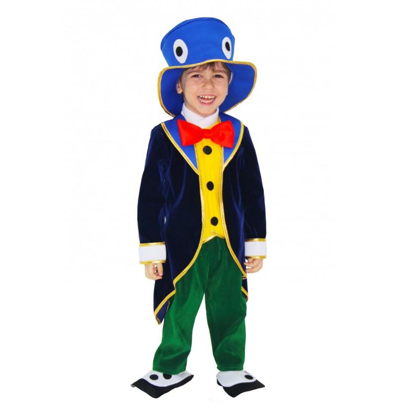 Costume Grillo di Pinocchio