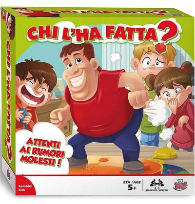 CHI L'HA FATTA?