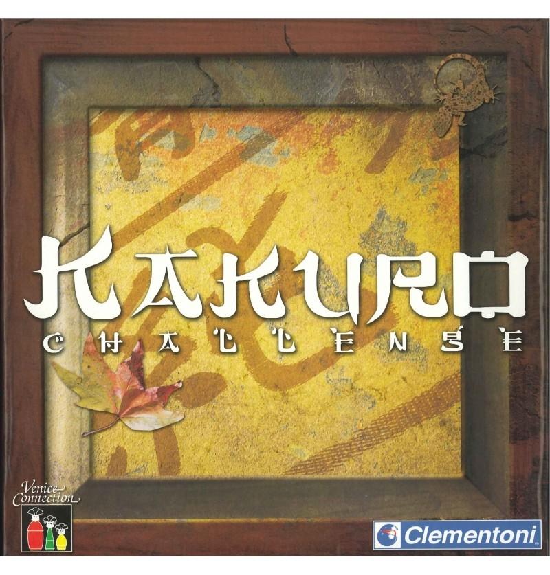 KAKURO CHALLENGE