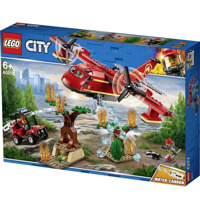 LEGO CITY AEREO ANTINCENDIO