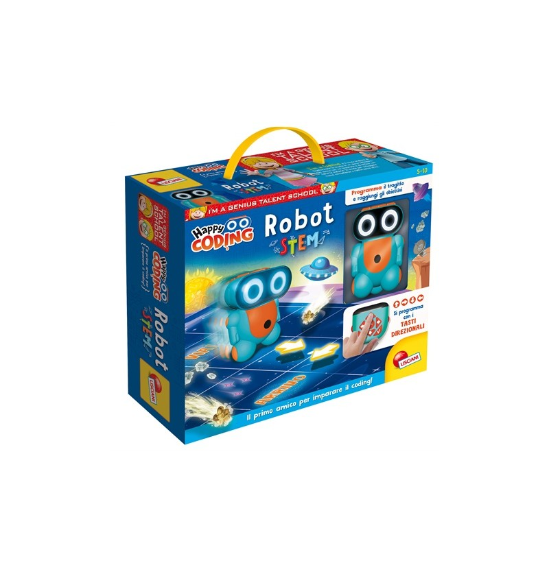 HAPPY CODING ROBOT SISTEM
