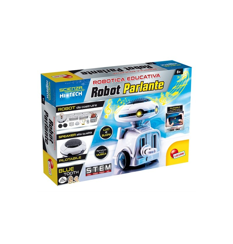ROBOT PARLANTE BLUETOOTH