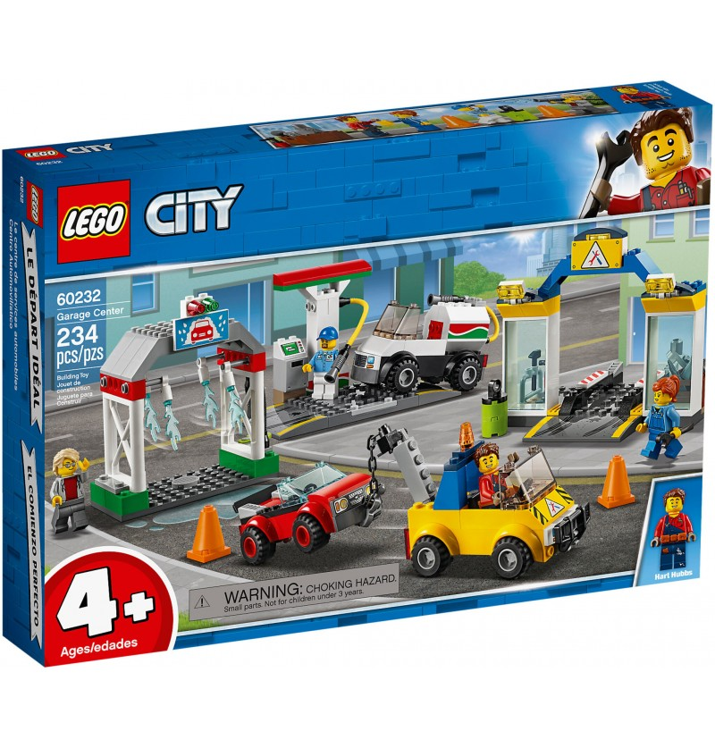 LEGO CITY GARAGE CENTER