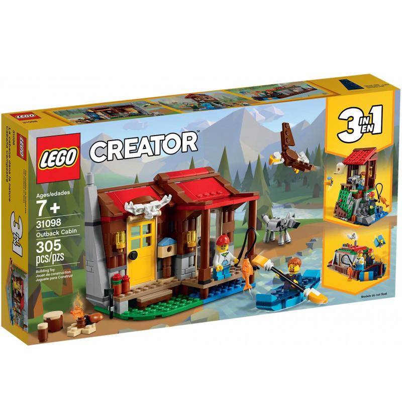 LEGO CREATOR AVVENTURE...