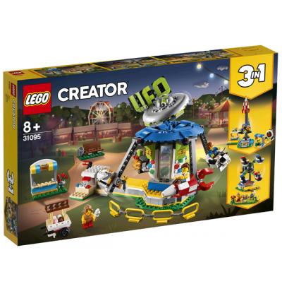LEGO CREATOR 3 IN 1 GIOSTRA...