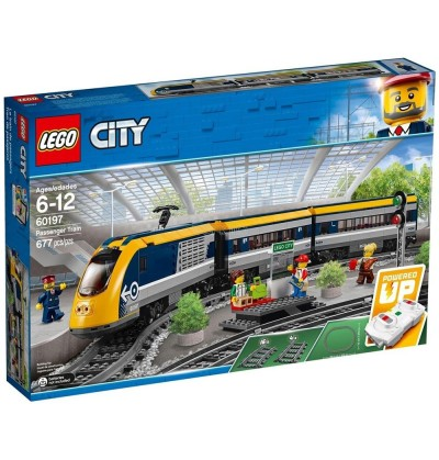 LEGO CITY TRENO