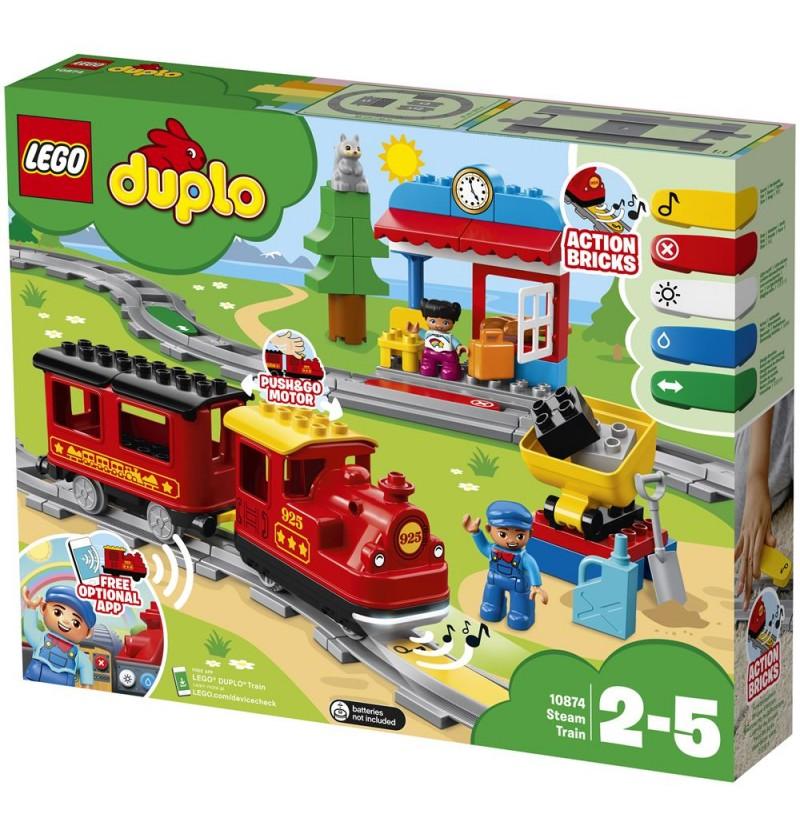 LEGO DUPLO TRENO A VAPORE