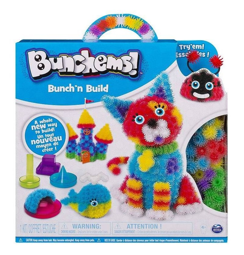BUNCHEMS BUNCH'N BUILD