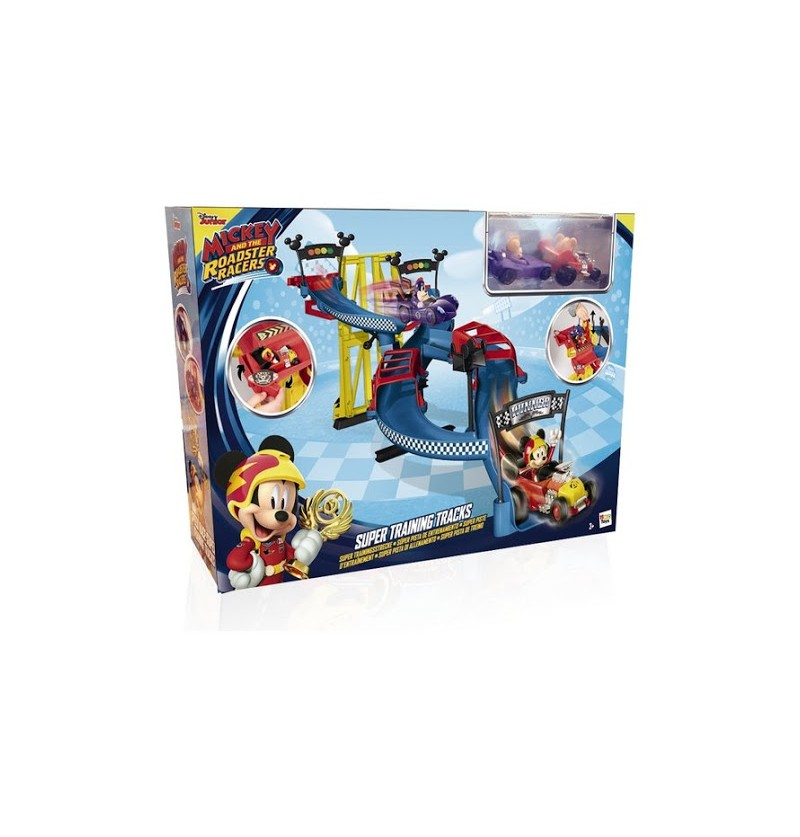 PISTA MICKEY ROADSTER RACERS