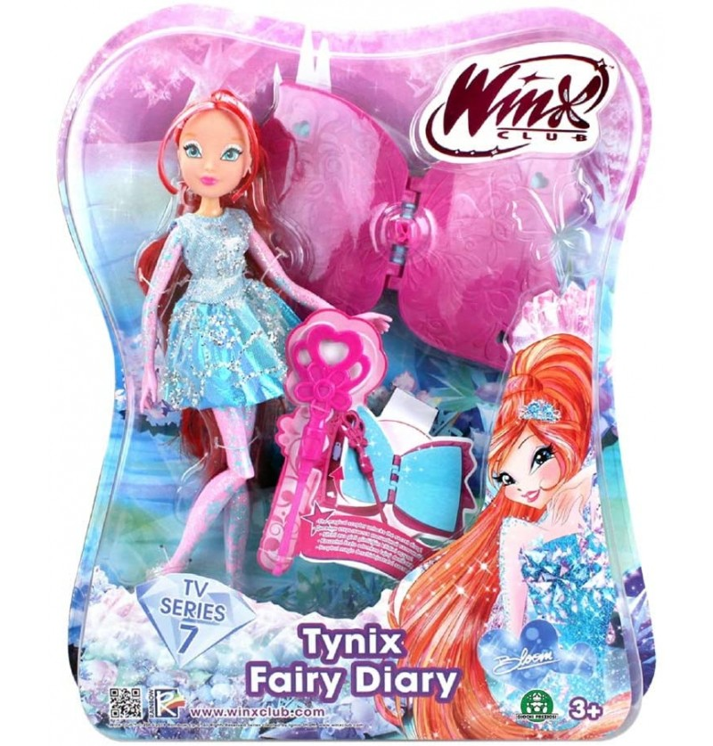 Winx Tynix Bloom Fairy Diary