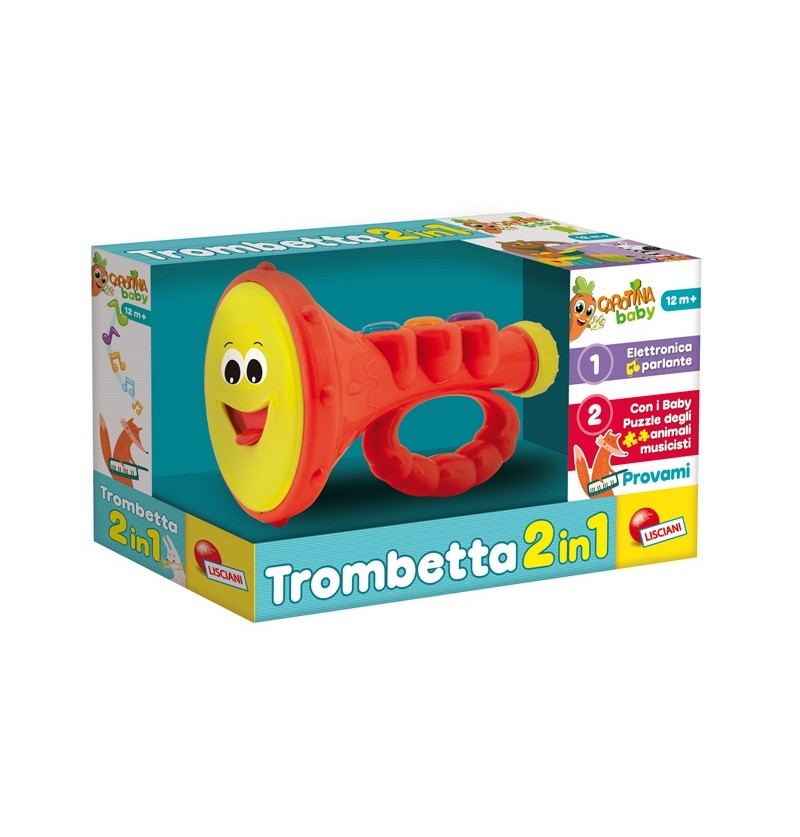 BABY TROMBETTE 2 IN 1