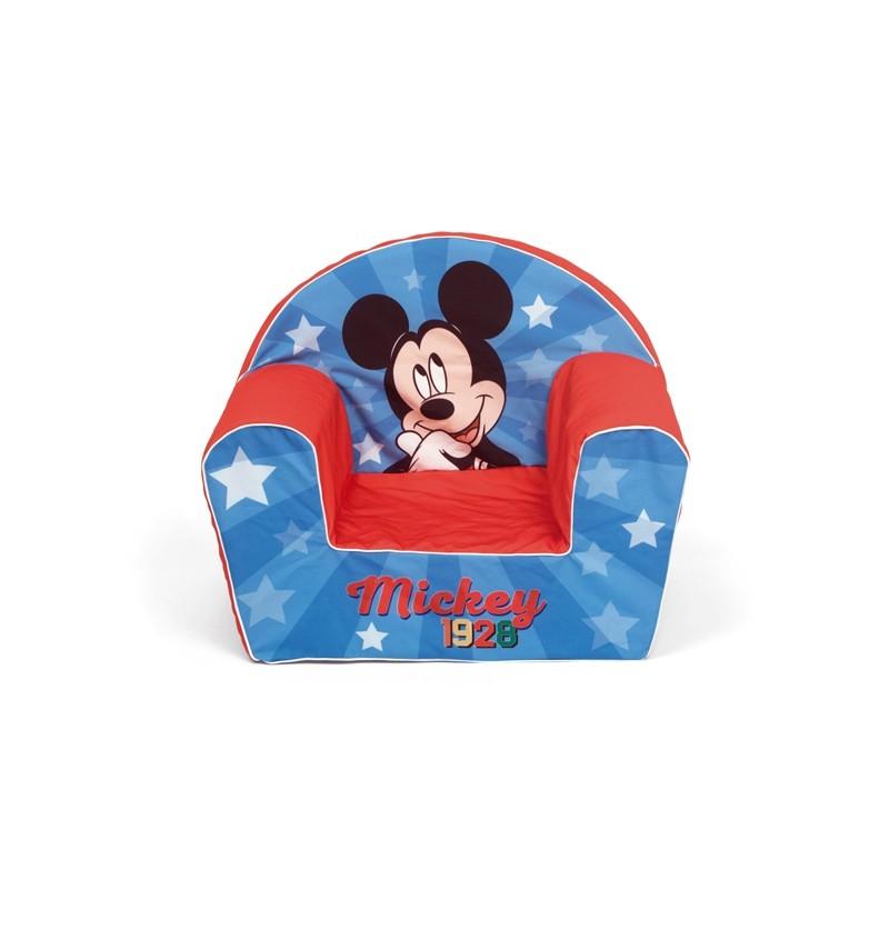 Poltrona Imbottita Mickey