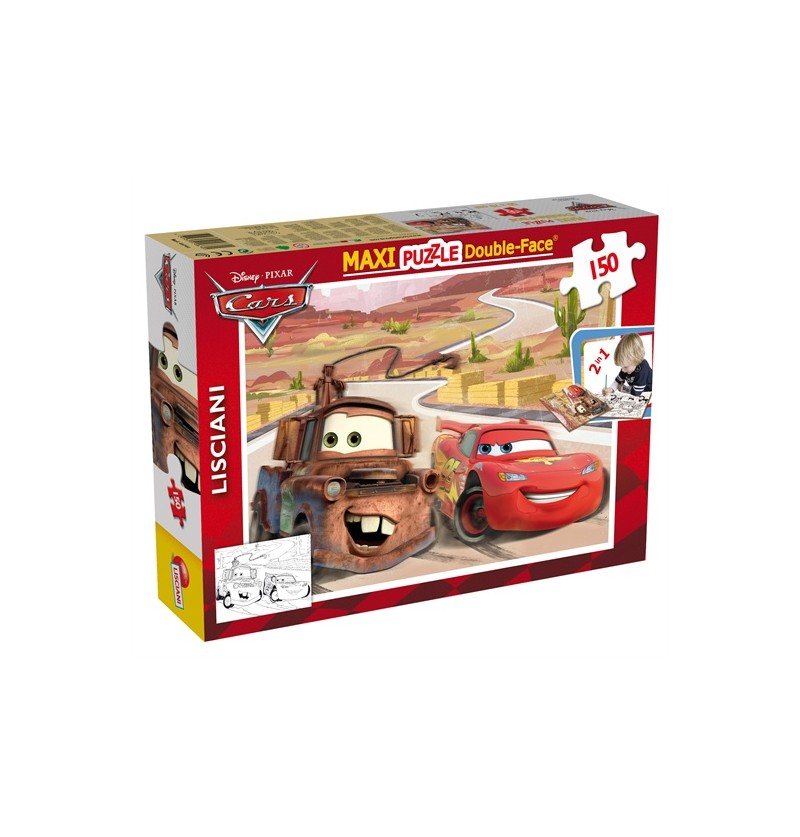 PUZZLE DF SUPERMAXI 150 CARS