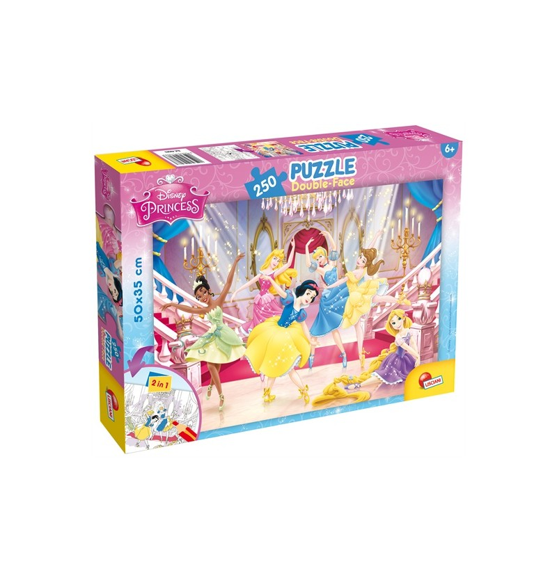 PUZZLE DF PLUS 250 PRINCESS