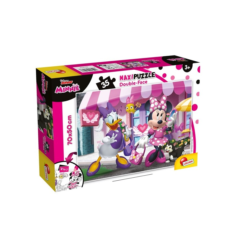PUZZLE DF SUPERMAXI 35 MINNIE