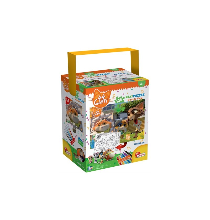 PUZZLE IN A TUB MAXI 108 44...