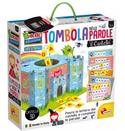 TOMBOLA LETTERE E PAROLE IL...
