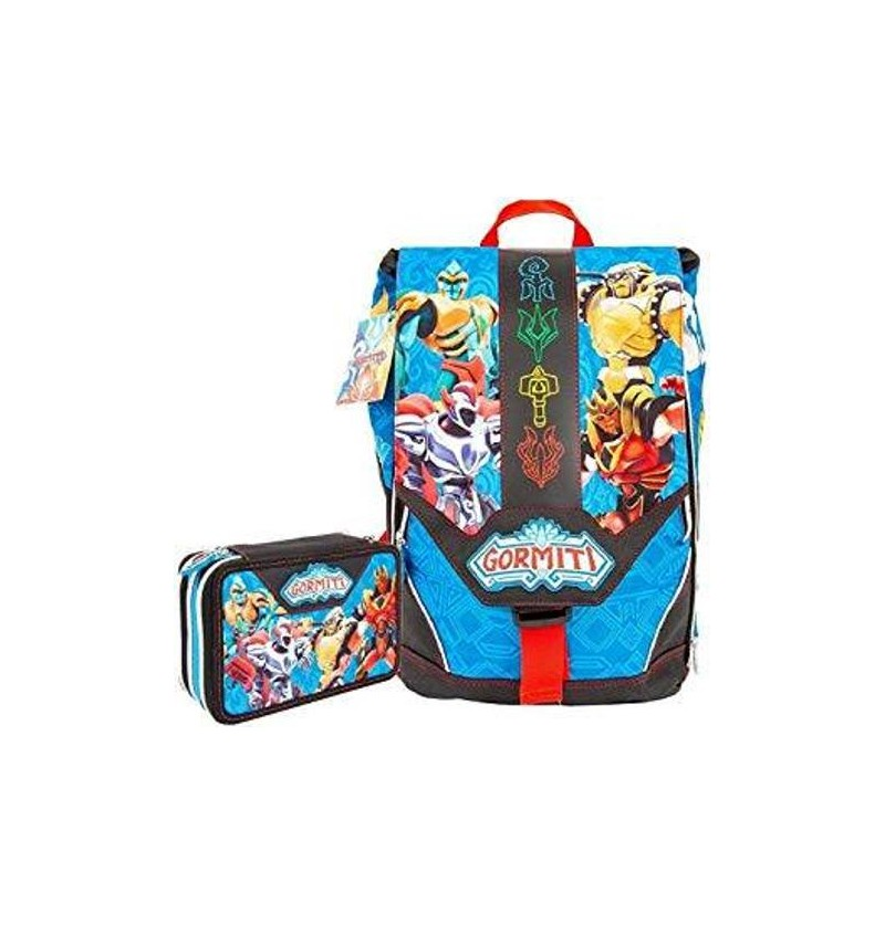SCHOOL PACK ZAINO +...