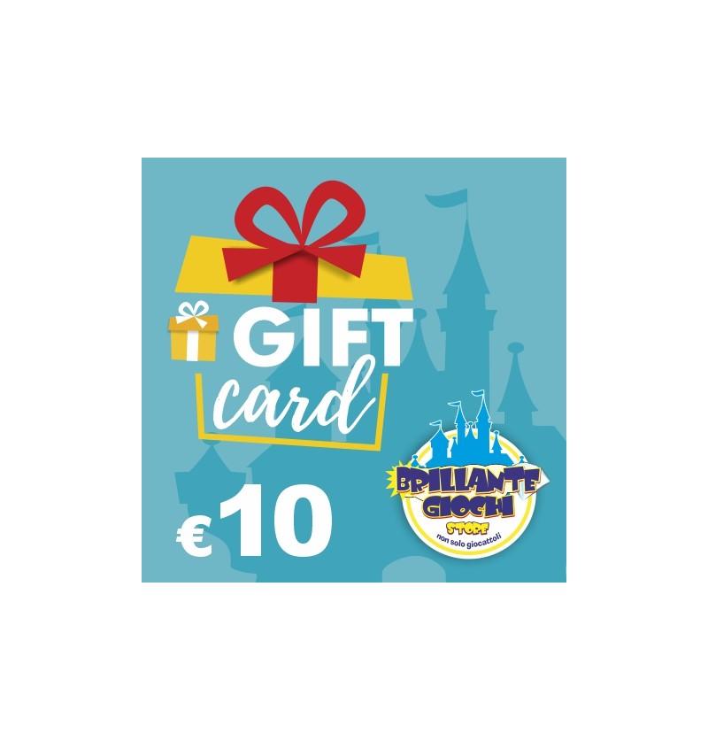 GiftCard da 10€