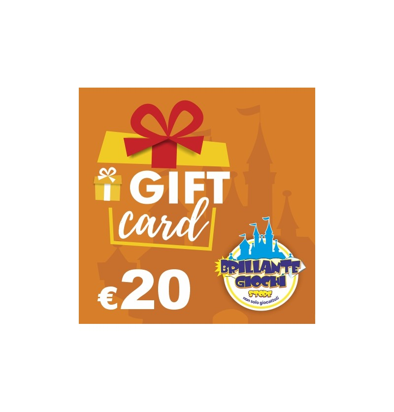 GiftCard da 20€