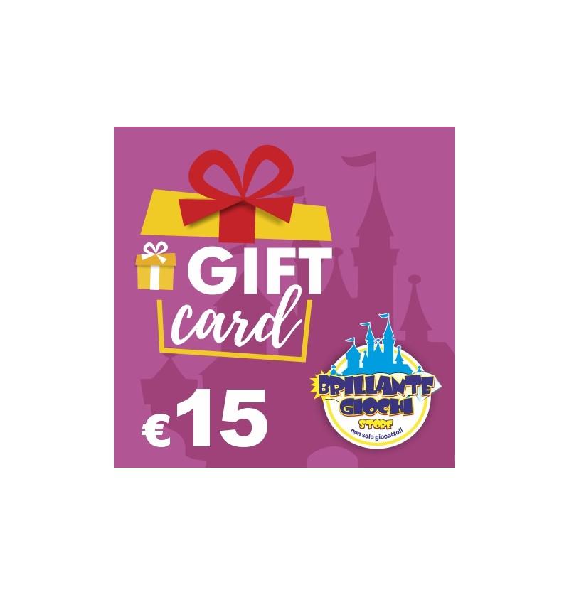 GiftCard da 15€