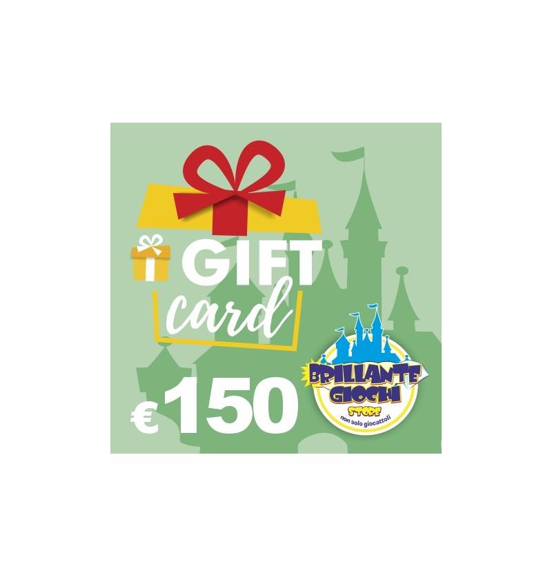 GiftCard da 150€