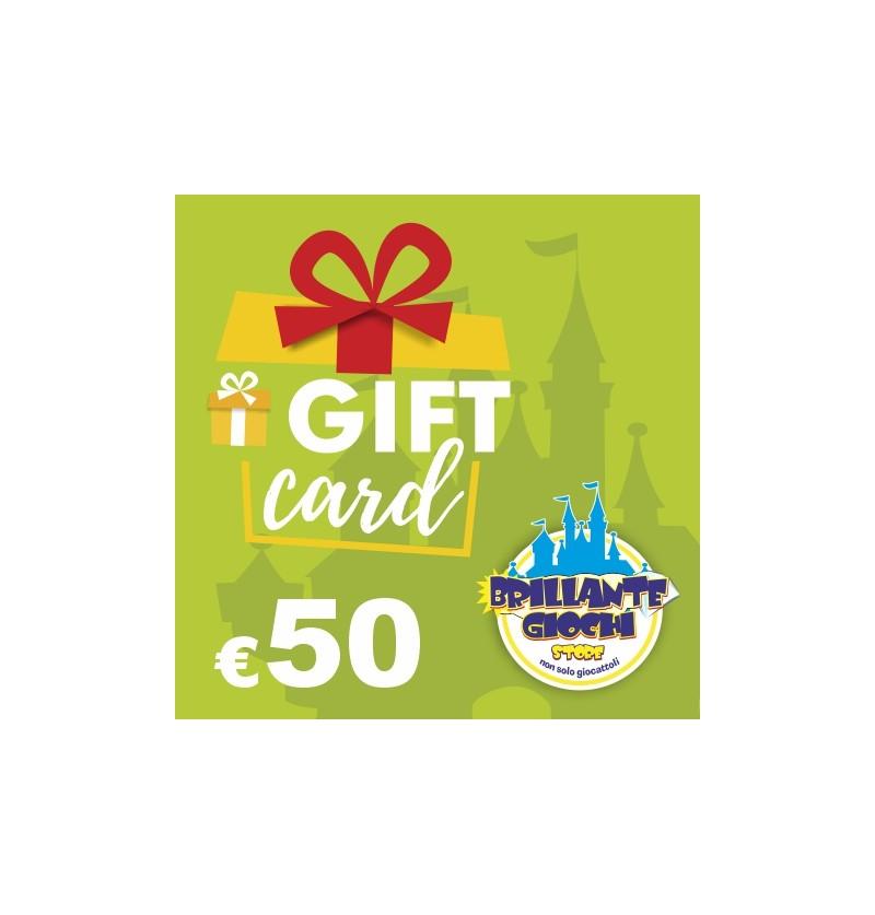 GiftCard da 50€