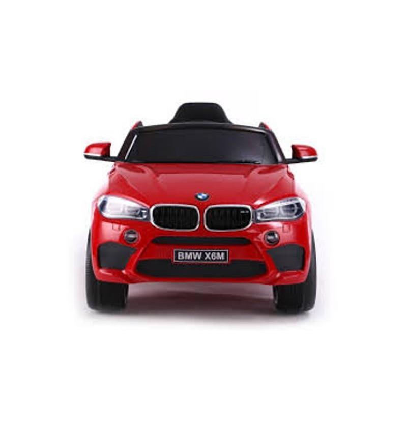 AUTO BMW X6 12 VOLT ROSSA