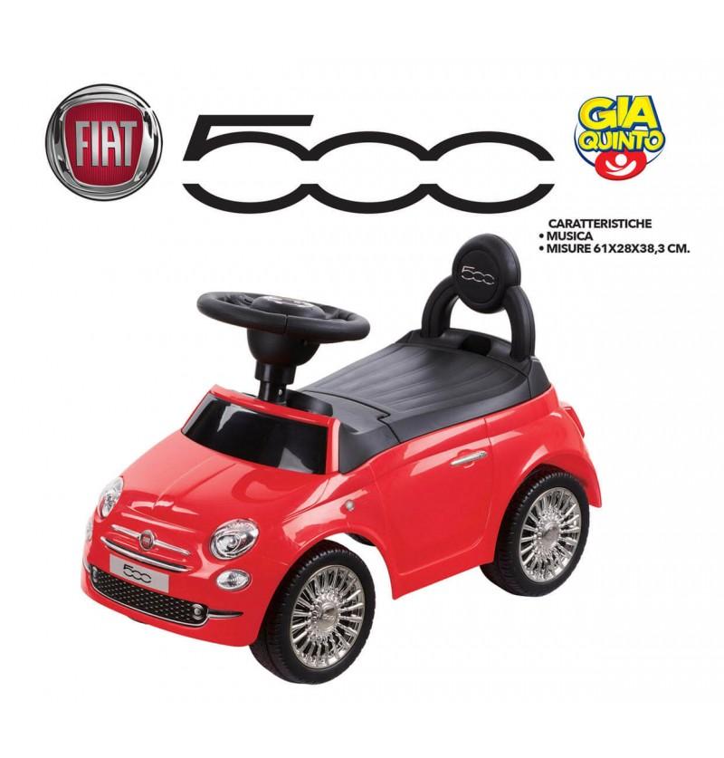 FIAT 500 - PRIMI PASSI - ROSSO