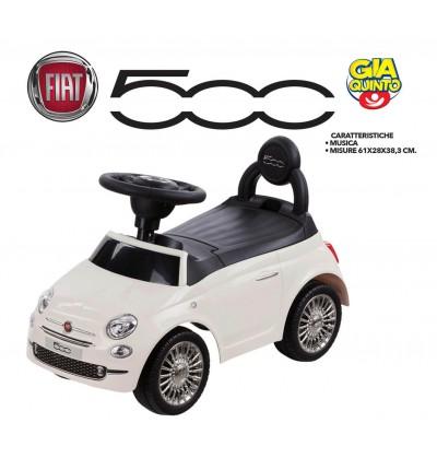 PRIMI PASSI FIAT 500 BIANCO