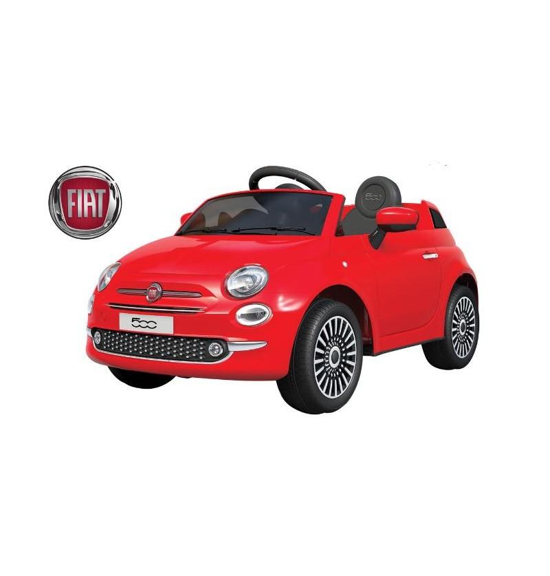 FIAT 500 12 VOLT ROSSA