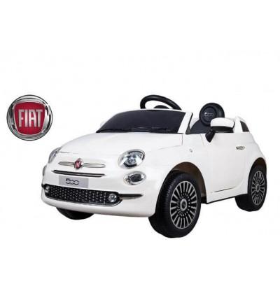 FIAT 500 12 VOLT BIANCA