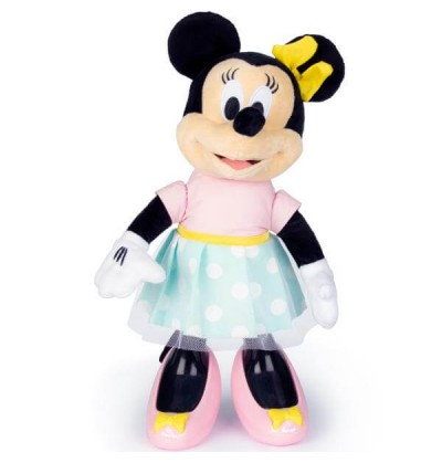 MINNIE CANTASORIE - PELUCHE...