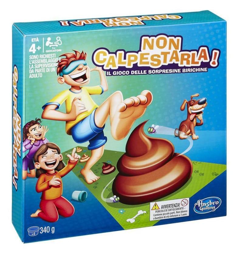 NON CALPESTARLA - GIOCO DI...