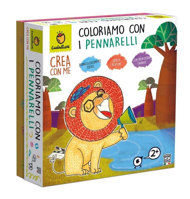 CREA CON ME- COLORIAMO CON...