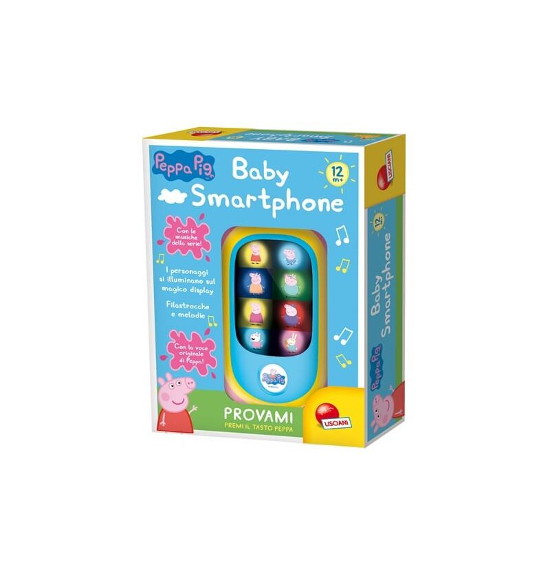 PEPPA PIG BABY SMARTPHONE