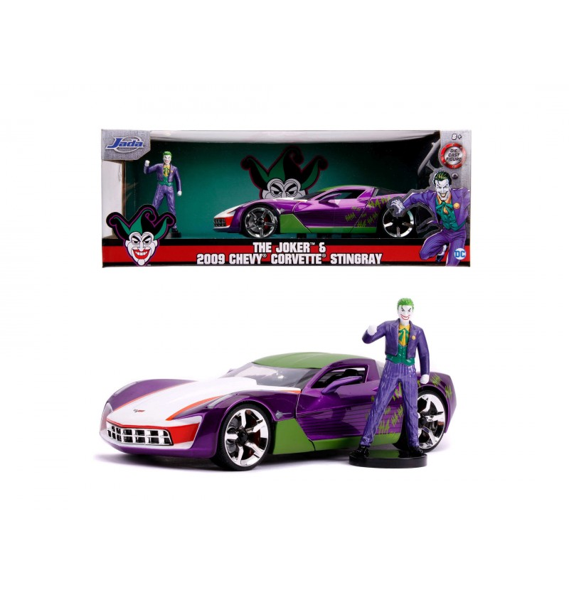 JOKER 2009 CHEVY CORVETTE...