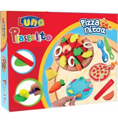 PLASTILINA CREA LA TUA PIZZA