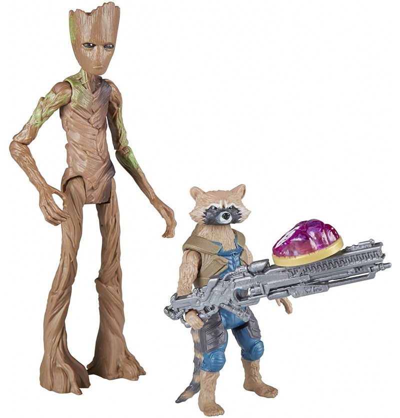 MARVEL - ROCKET & GROOT
