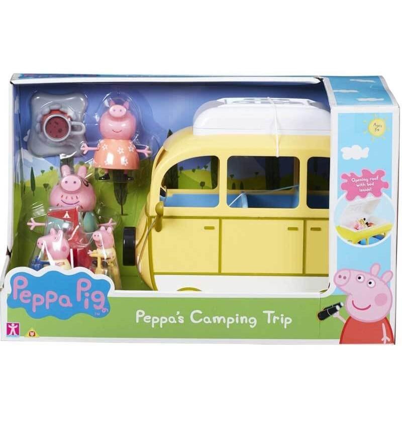 CAMPER DI PEPPA PIG