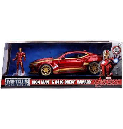 Marvel Iron Man 2016 Chevy...