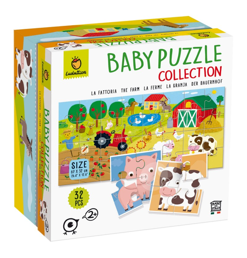 BABY PUZZLE COLLECTION - LA...
