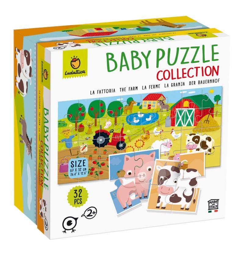 BABY PUZZLE COLLECTION - LA...