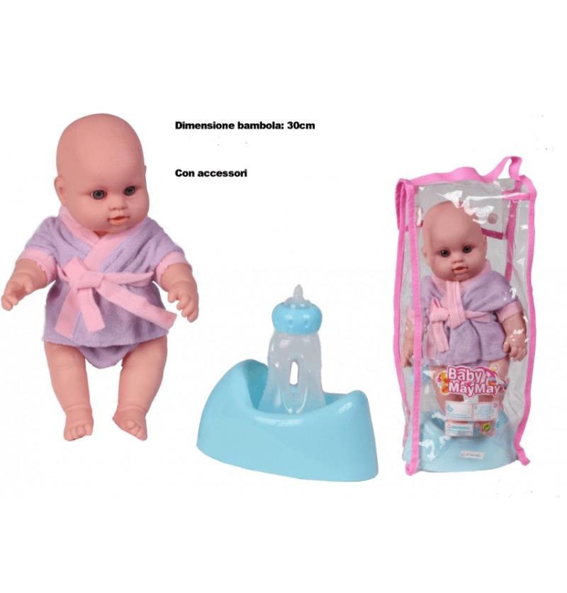 BAMBOLOTTO CON VASINO BABY...