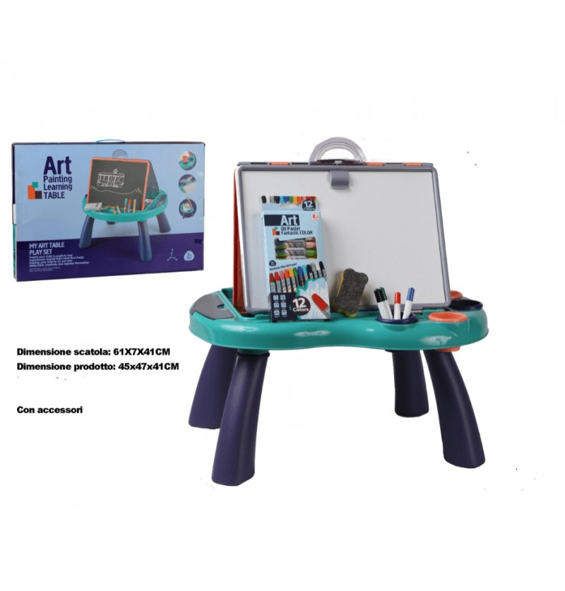 LAVAGNA MY ART TABLE PLAYSET