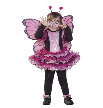COSTUME LADY BUTTERFLY