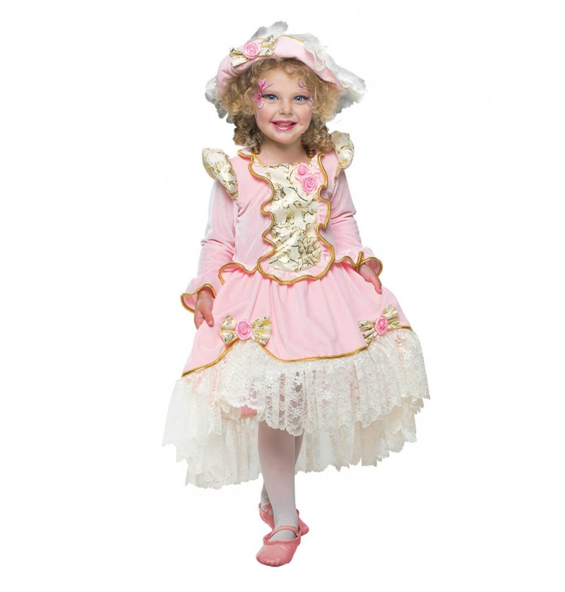 COSTUME LADY ANGELICA BABY