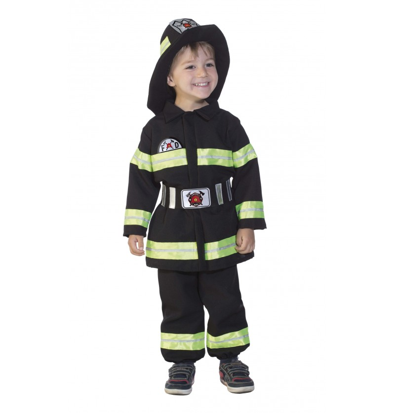 COSTUME BABY FIREMAN