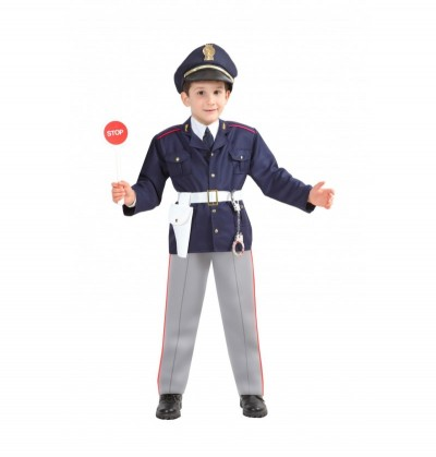 COSTUME BABY POLICE