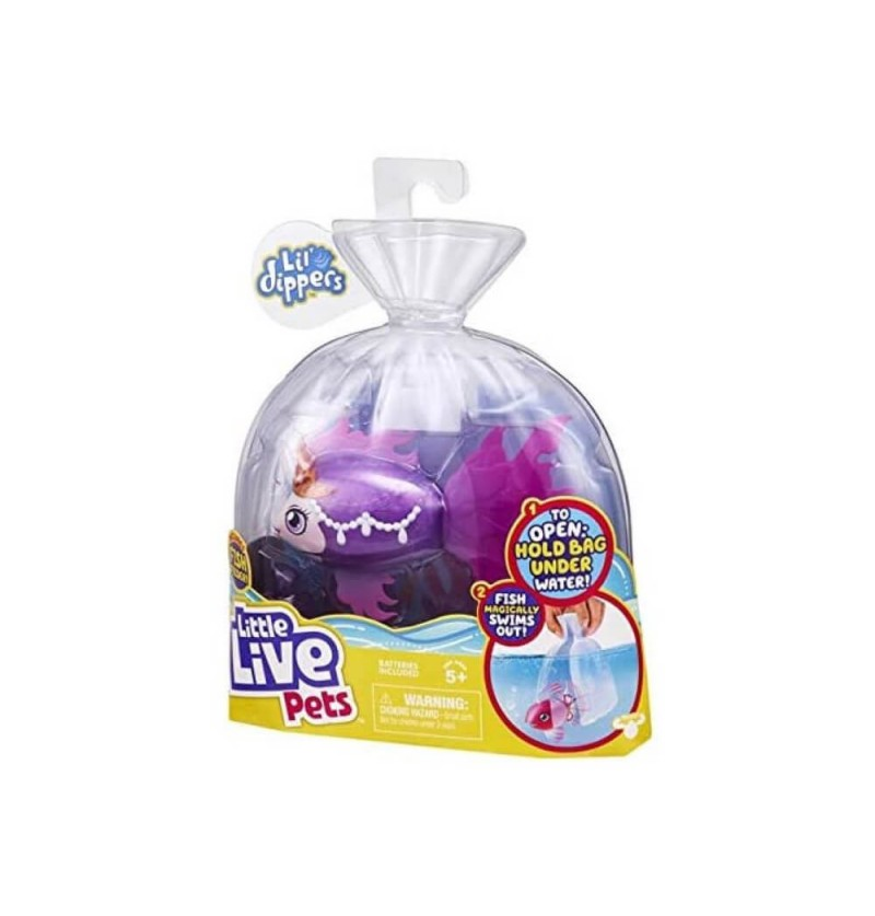 AQUARITOS LITTLE LIVE PETS